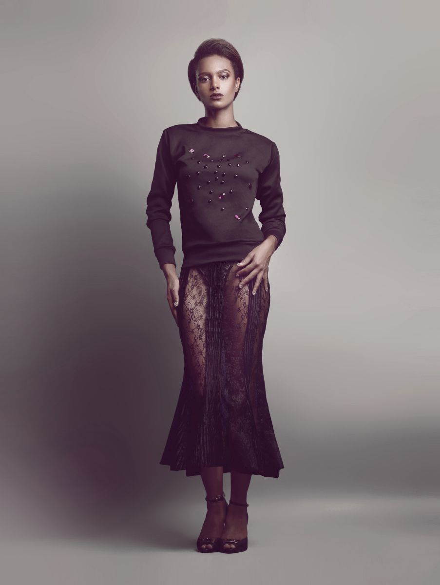 Weiz Dhurm Franklyn Autumn De Crocus Collection Lookbook - Bellanaija - June2015002