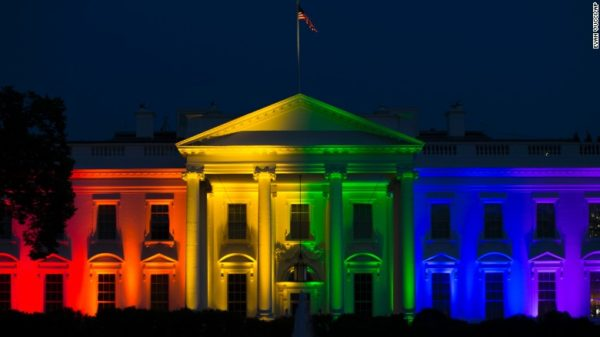 White House in Rainbow Colours for Gay Movement BellaNaija