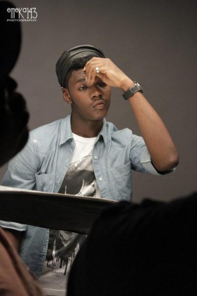 Yemi Alade - Pose B-T-S (5)