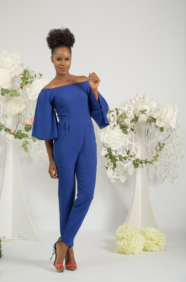 Yeside Laguda My Q Blossom Collection Lookbook - Bellanaija - June2015004