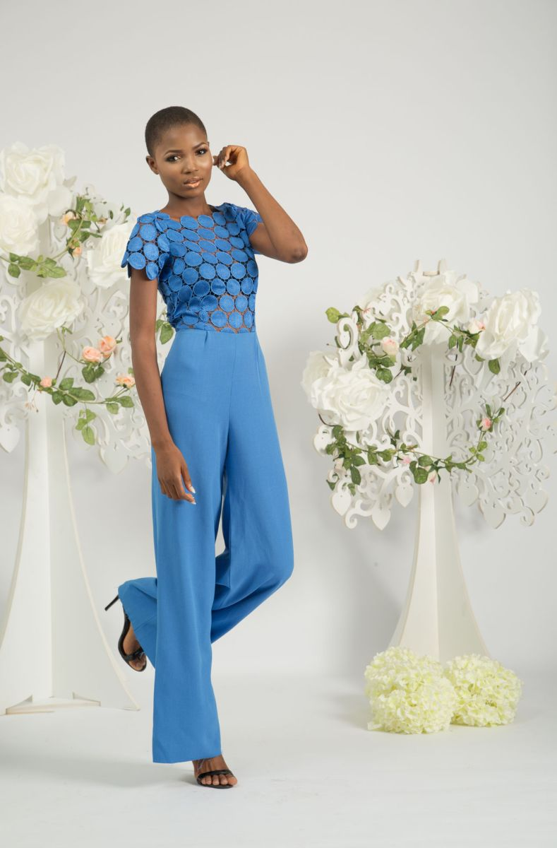 Yeside Laguda My Q Blossom Collection Lookbook - Bellanaija - June2015005