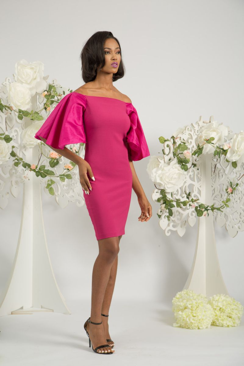 Yeside Laguda My Q Blossom Collection Lookbook - Bellanaija - June2015006