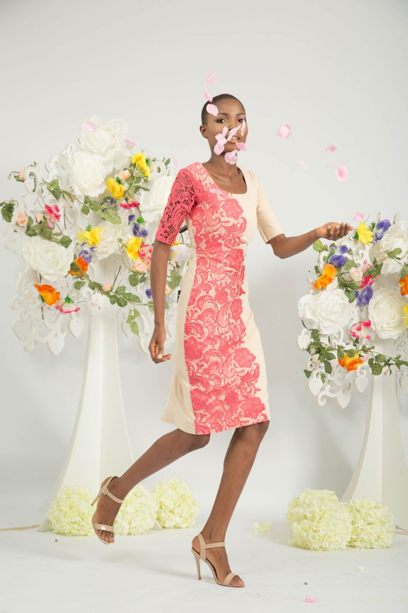 Yeside Laguda My Q Blossom Collection Lookbook - Bellanaija - June2015008