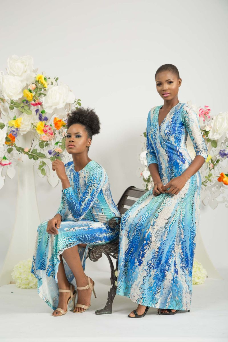 Yeside Laguda My Q Blossom Collection Lookbook - Bellanaija - June2015012