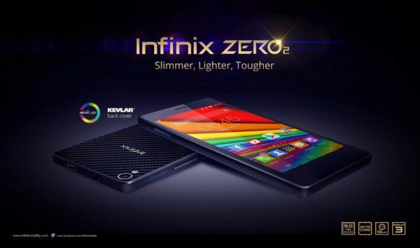 Infinix Mobility unveiled Flagship killer #TheNextHERO Smartphone – Zero 2