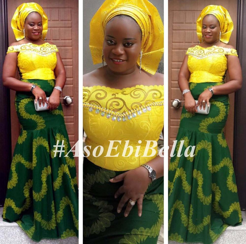 @bolagaga | Dress by @t16worldoffashion