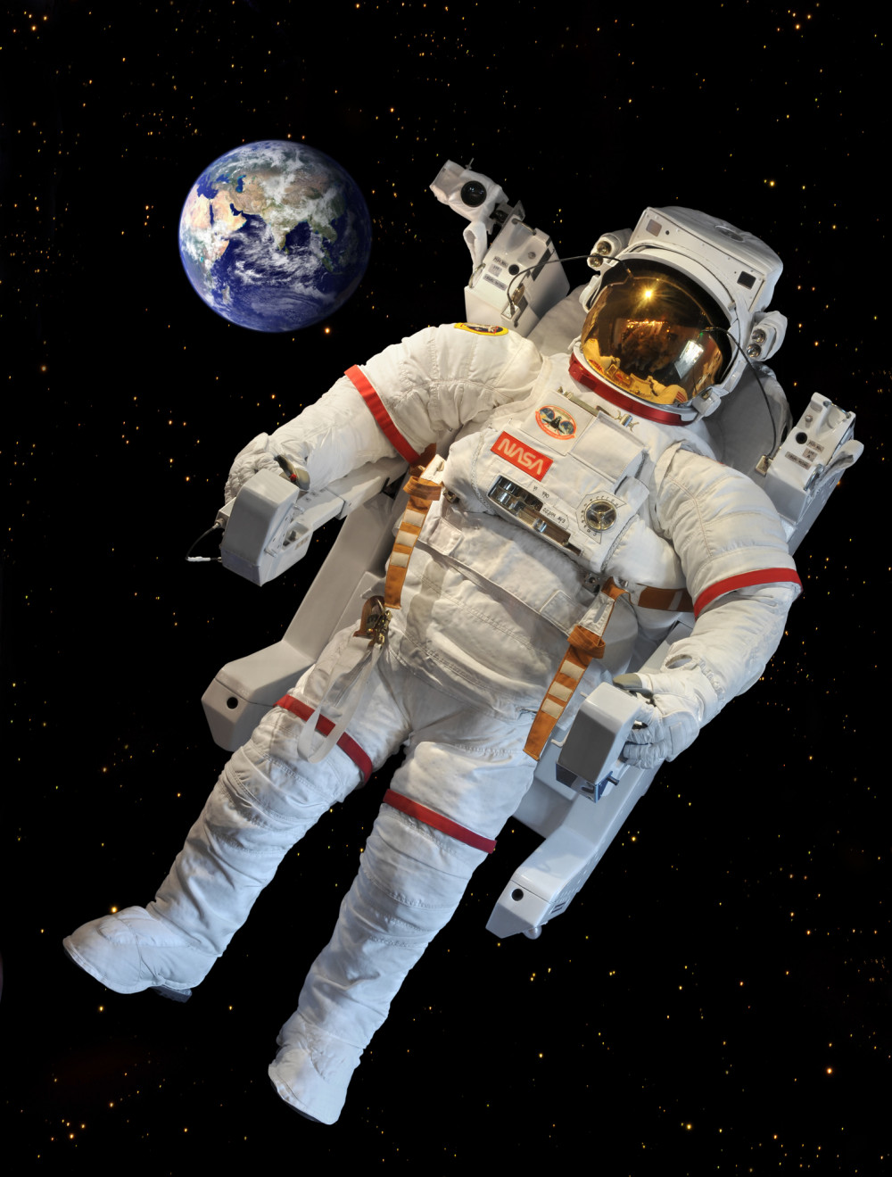 astronaut in space rocket - photo #44