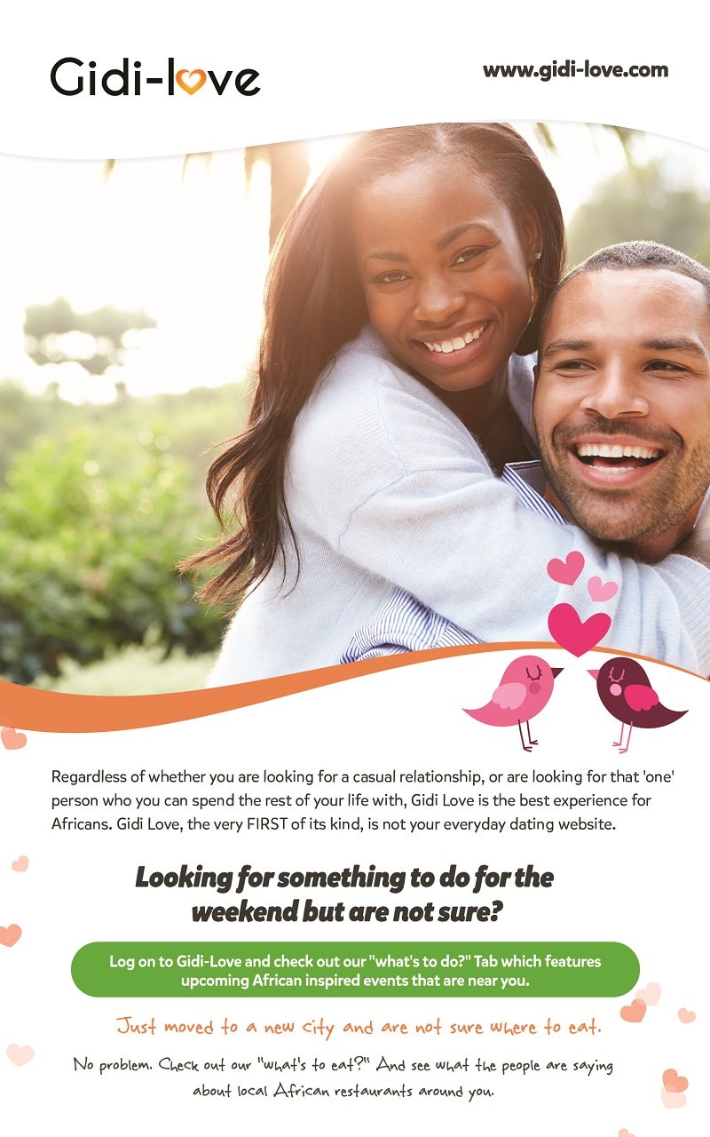 Free dating sites that accept nigerians