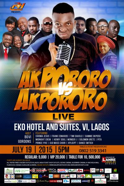 Akpororo vs Akpororo