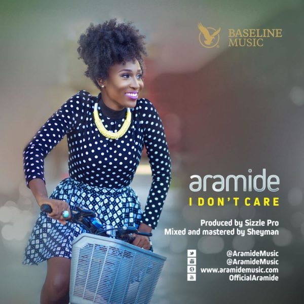 Aramide - I Don't Care - BellaNaija - July - 2015