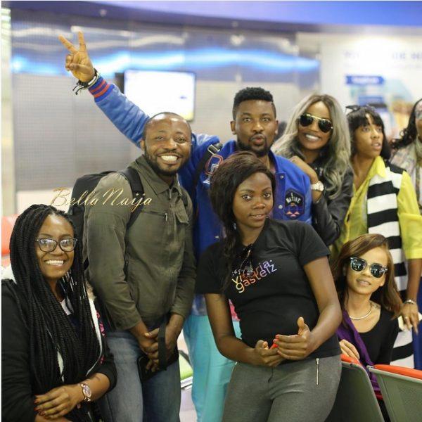 Omaliicha, Kola Oshalusi, Dotun Kayode, Seyi Shay, Fade Ogunro & Stephanie Eze