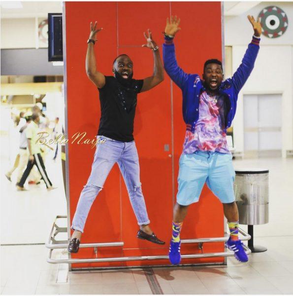 Noble Igwe & Dotun Kayode