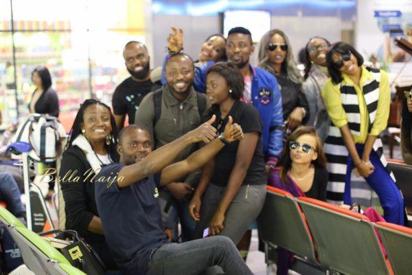 Omaliicha, Noble Igwe, Kola Oshalusi, Dotun Kayode, Seyi Shay, Fade Ogunro & Stephanie Eze