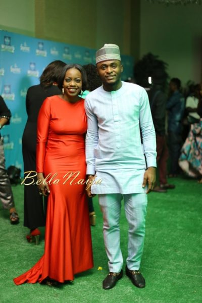 Shade Ladipo & Ubi Franklin