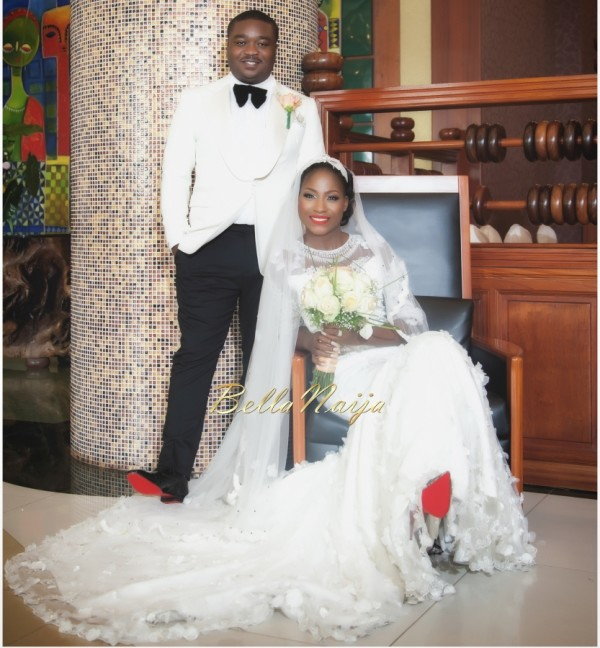 "Story Comedian Iliza Shlesinger Wedding: ""We Used To Share 40 Naira As Students!"" Biodun & Deji's"