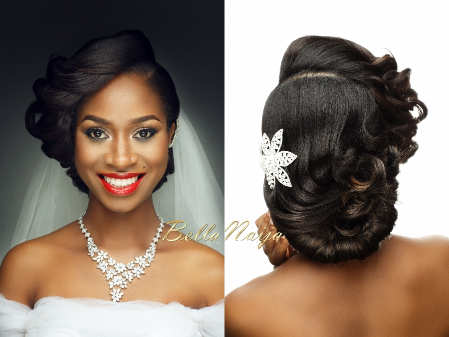Wedding Makeup Looks For Black Hair : Our Beauty is Our Crown! Ezinne Akudo and More Belles in ...