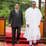 Buhari and Biya BellaNaija