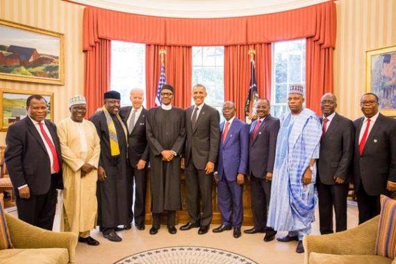Buhari in America 1