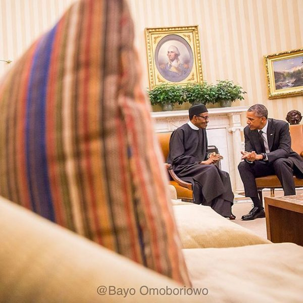 Buhari in America 2 BellaNaija