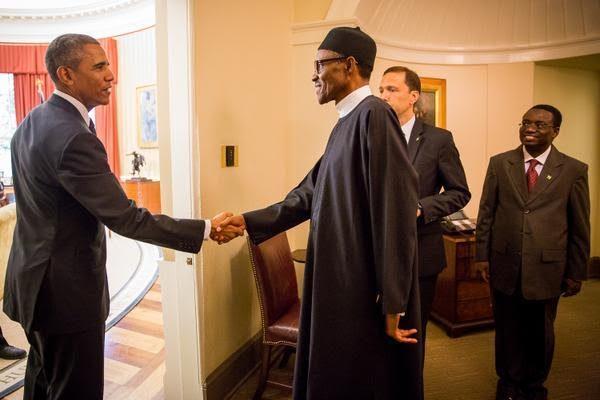 Buhari in America 3