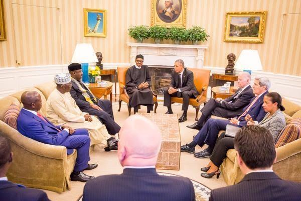 Buhari in America 5