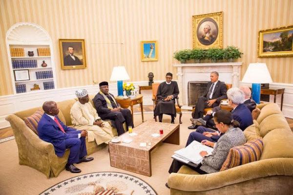 Buhari in America 6