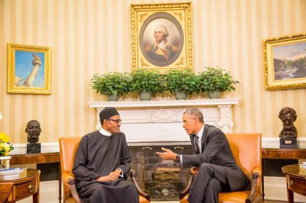 Buhari in America 7