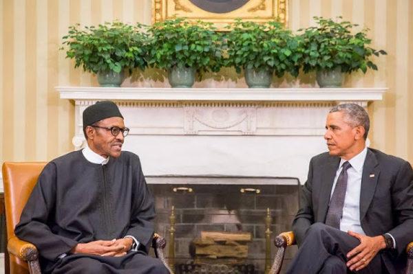 Buhari in America 8