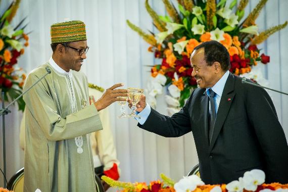 Buhari in Cameroon 4