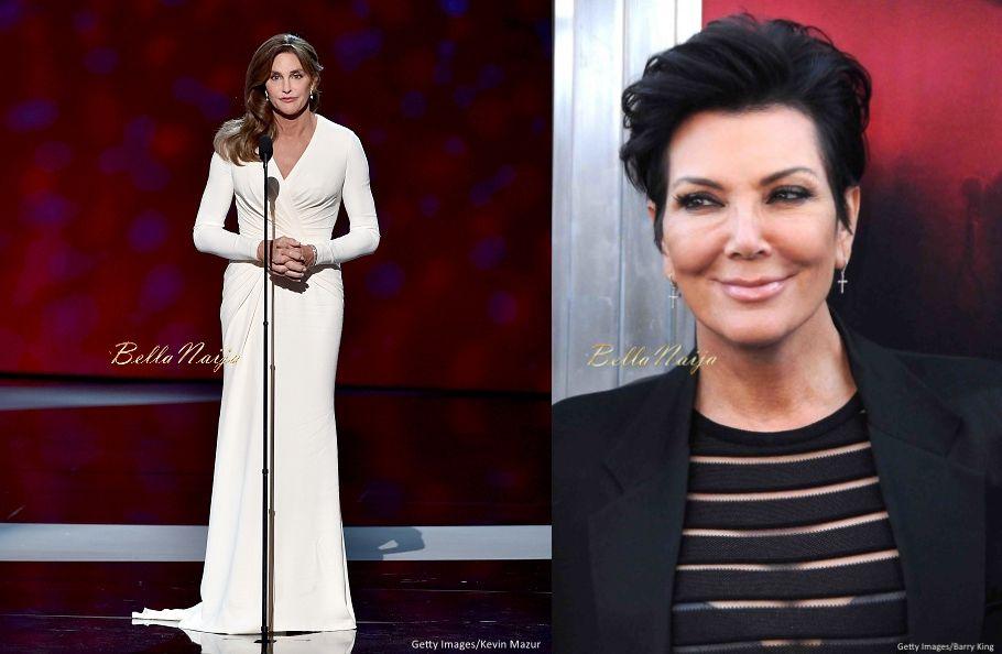 Caitlyn Jenner & Kris Jenner - BellaNaija - July2015