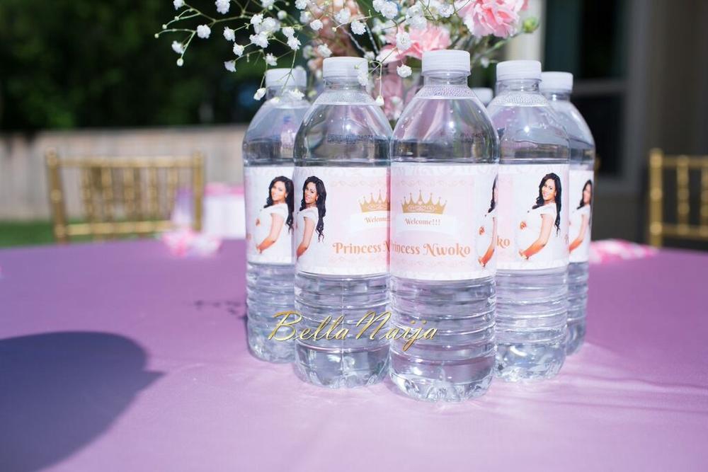 Chisom & Chete's Baby SHower for Kayla Nwoko- Pink and Gold Girl Baby Shower in Houston- BellaNaija-002