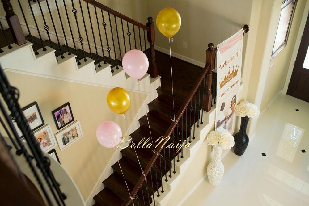 Chisom & Chete's Baby SHower for Kayla Nwoko- Pink and Gold Girl Baby Shower in Houston- BellaNaija-020