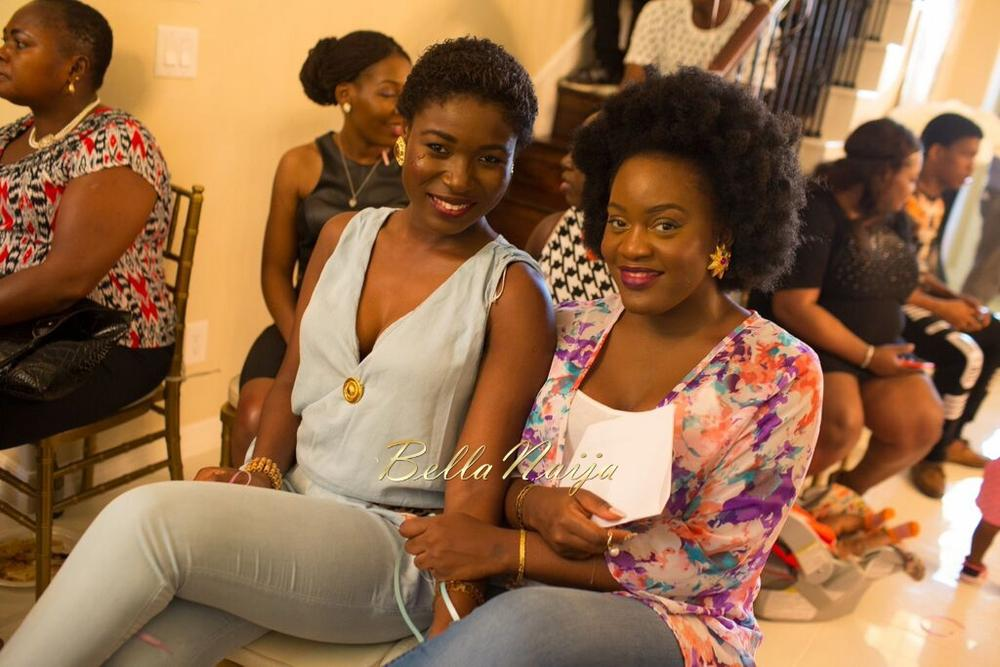 Chisom & Chete's Baby SHower for Kayla Nwoko- Pink and Gold Girl Baby Shower in Houston- BellaNaija-024