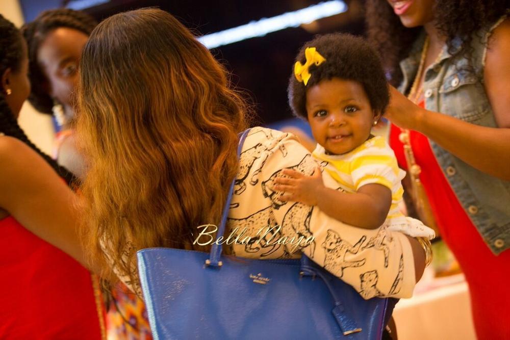 Chisom & Chete's Baby SHower for Kayla Nwoko- Pink and Gold Girl Baby Shower in Houston- BellaNaija-029