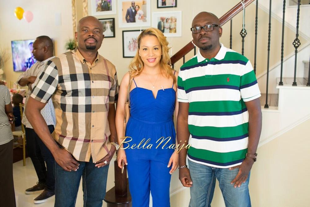 Chisom & Chete's Baby SHower for Kayla Nwoko- Pink and Gold Girl Baby Shower in Houston- BellaNaija-054