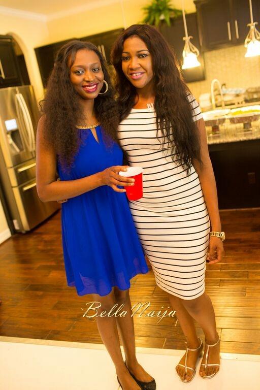 Chisom & Chete's Baby SHower for Kayla Nwoko- Pink and Gold Girl Baby Shower in Houston- BellaNaija-056