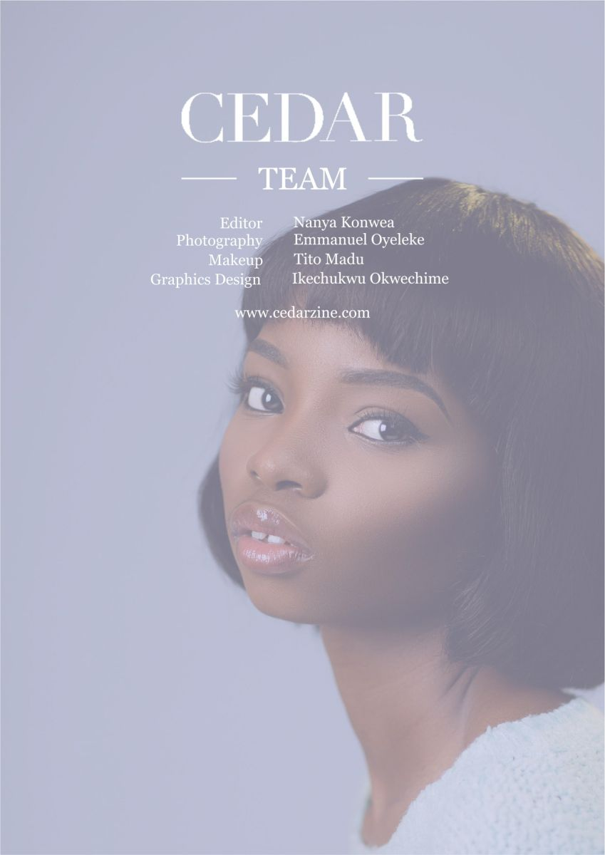Claire Idera for Cedar Magazine July Issue - Bellanaija - July2015008