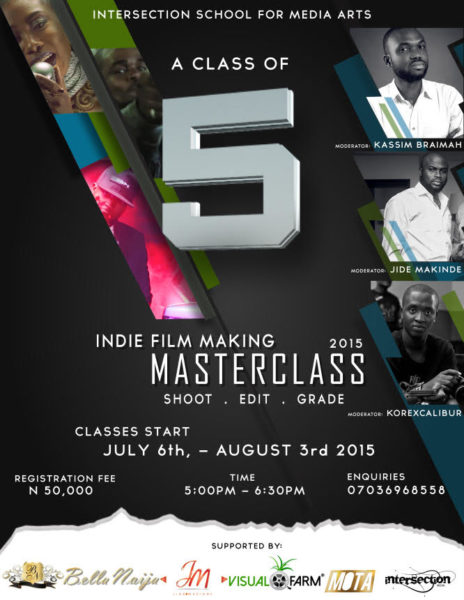 Class of 5 - BellaNaija - July - 2015