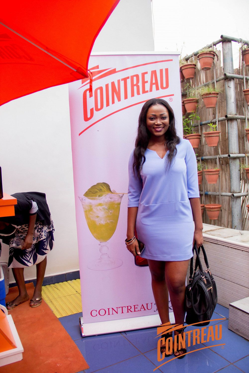 beauty in lagos gets cointreau