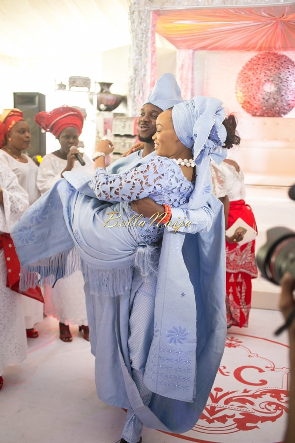 Coscharis Cosmas Maduka Junior and Temitope Odutola Wedding on BellaNaija-025-Atunbi Photography - Zapphaire Events- July 2015