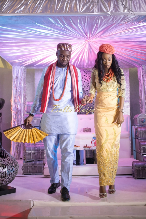 Coscharis Cosmas Maduka Junior and Temitope Odutola Wedding on BellaNaija-034-Atunbi Photography - Zapphaire Events- July 2015