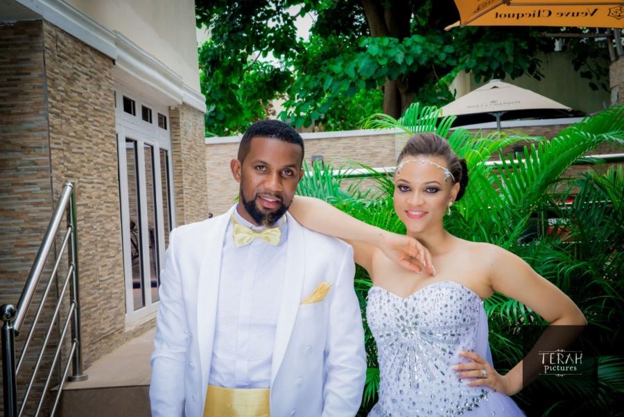 DJ TTB & Gwen White Wedding in Abuja, Nigeria on BellaNaijaIMG-20150716-WA0040