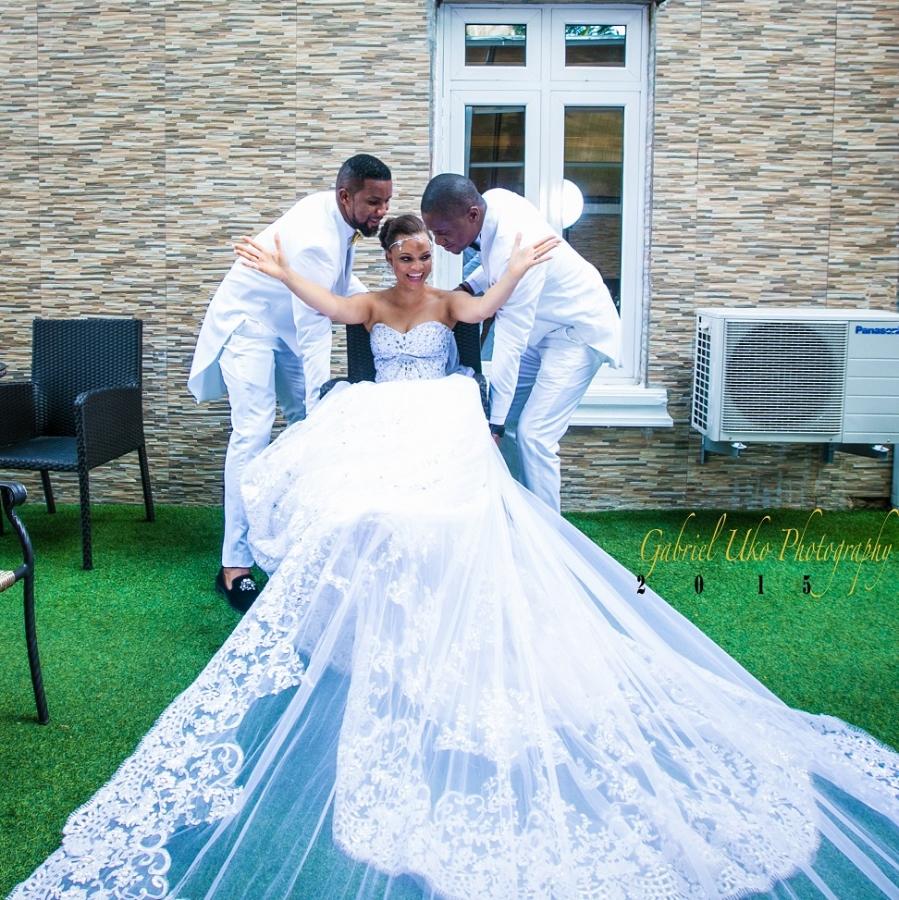 DJ TTB & Gwen White Wedding in Abuja, Nigeria on BellaNaijaW53A6276