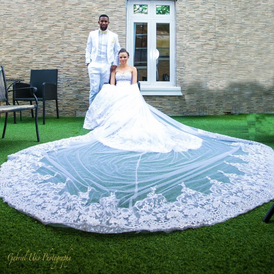 BN Celebrity Weddings: Cool FM's DJ TTB & Gwen Nebedum | BellaNaija