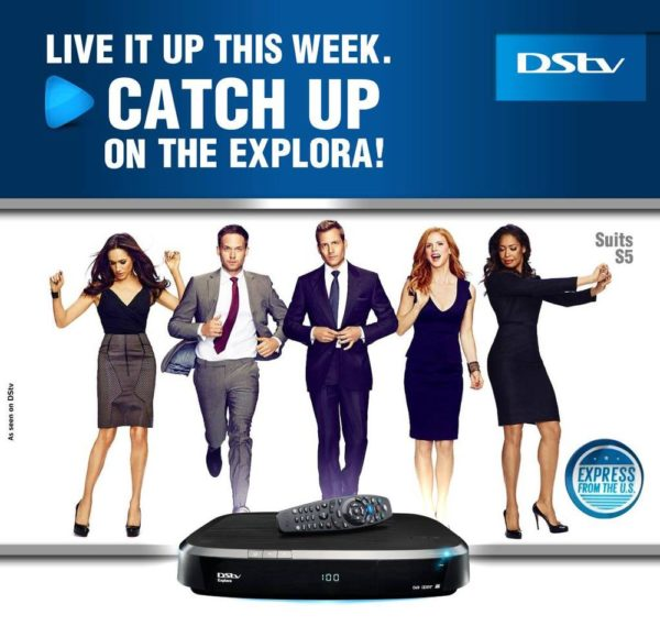 DStv Catch Up