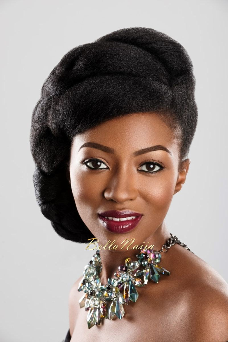 Dionne Smith Natural Hair Inspiration - Bellanaija - July2015001