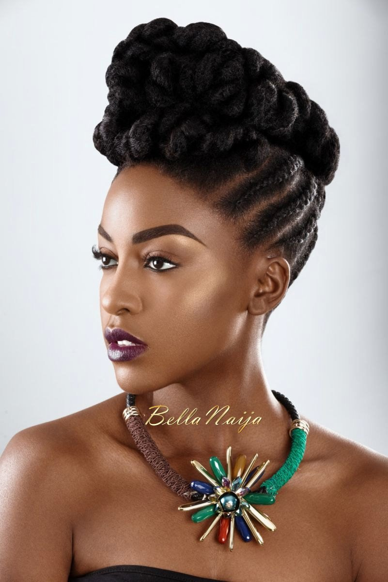 Dionne Smith Natural Hair Inspiration - Bellanaija - July2015003