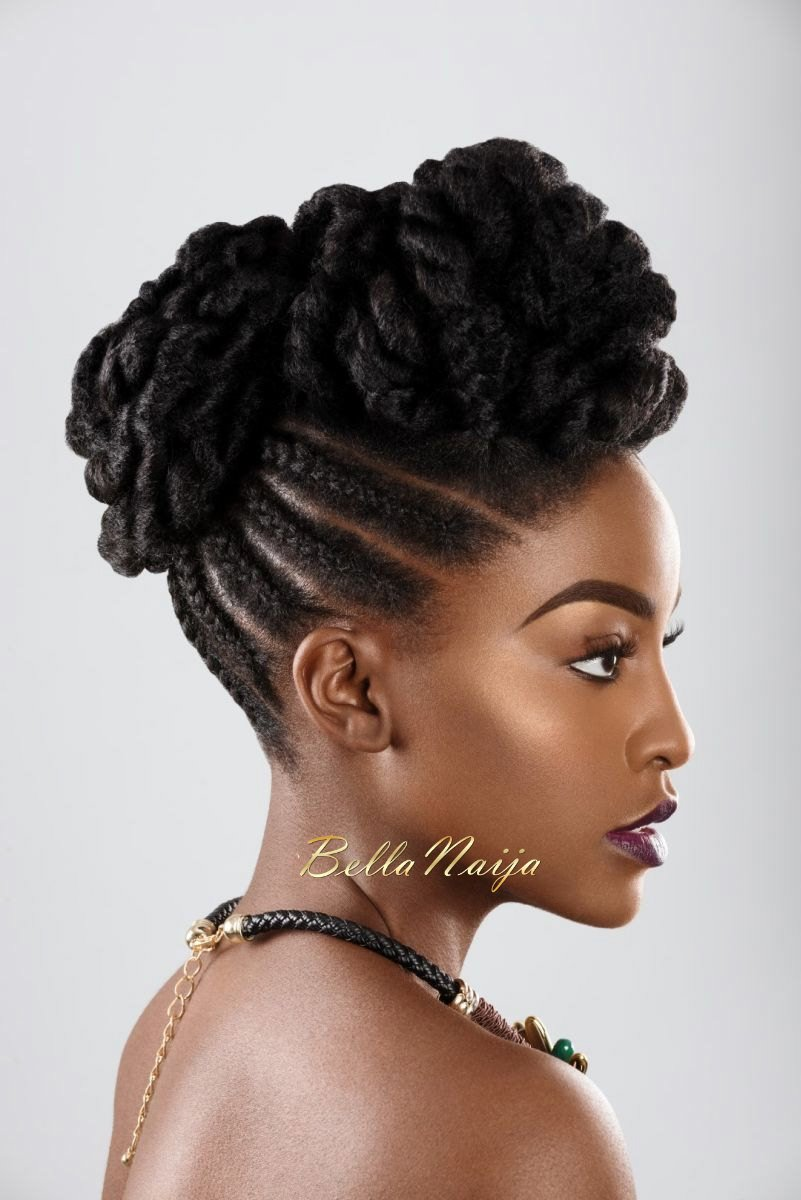 Dionne Smith Natural Hair Inspiration - Bellanaija - July2015004