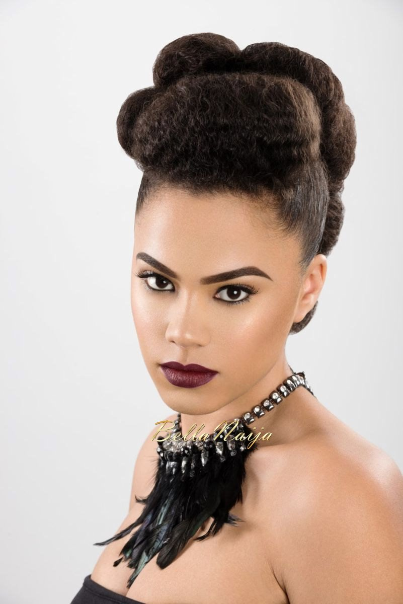 Dionne Smith Natural Hair Inspiration - Bellanaija - July2015007