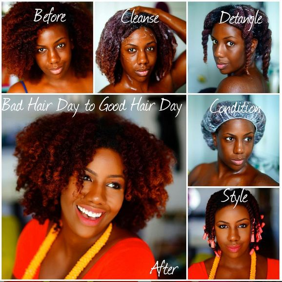 Donedo Natural Hair Tutorial - BellaNaija - July2015001